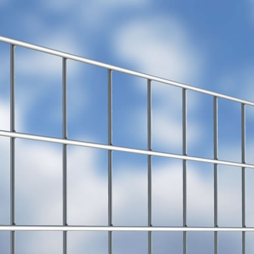 Galvanized Wire Welded Mesh Security Fence (Masterfort)