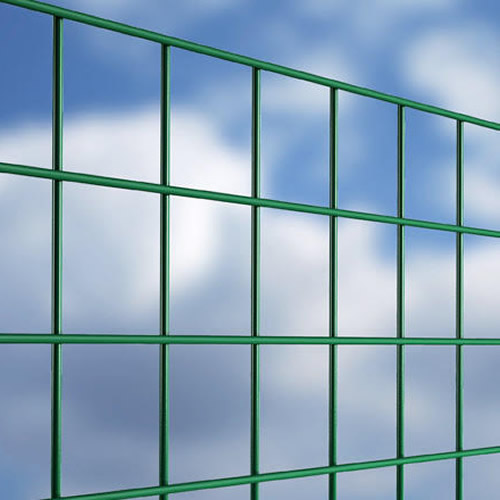PVC Coated Wire Welded Mesh Security Fence (Masterplax)