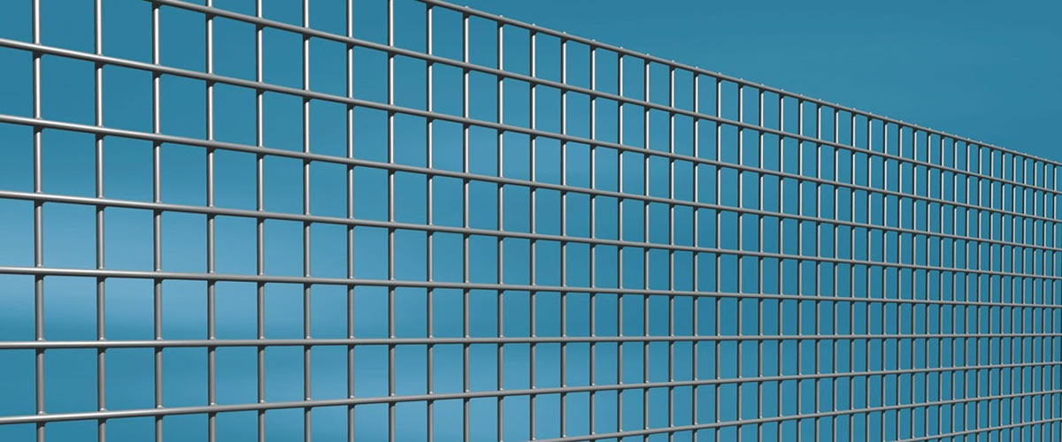 Super Premium Welded Mesh galvanized wire welded mesh (Esafort) fencing for residential, security, construction and industrial fencing projects